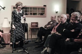 Performing Ruth At Essene, November 2014